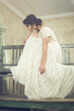 Vintage Weddings ~ Photography by Alexis Diack