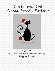 ! Happiness is cross stitching !: My free patterns to you