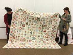 Supergoof Quilts: hartjes