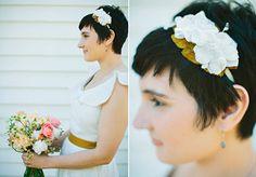 Portland DIY wedding   Real Weddings and Parties   100 Layer Cake