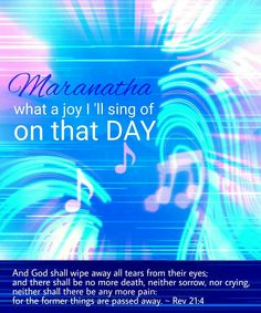 ENDLESS JOY ON THAT DAY !!!   ❤❤❤ #MARANATHA  Revelation 19:6-9 (KJV)  And I heard as it were the voice of a great multitude, and as the voice of many waters, and as the voice of mighty thunderings, saying, Alleluia: for the Lord God omnipotent reigneth. Let us be glad and rejoice, and give honour to him: for the marriage of the Lamb is come, and his wife hath made herself ready. And to her was granted that she should be arrayed in fine linen, clean and white: for the fine linen is the…