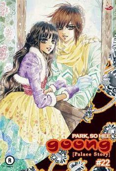Goong Comic Book