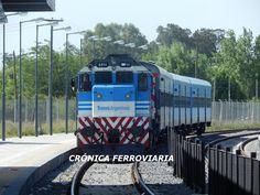 CRÓNICA FERROVIARIA: Chascomús: Un Intendente que pide que no lleguen m...