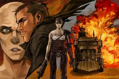 Mad Max by LilyRutherford on DeviantArt