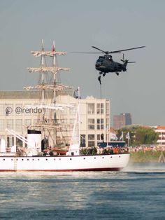 demonstratie Koninklijke Marine