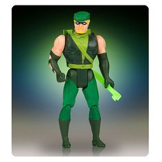 Super Powers Collection Green Arrow Jumbo Action Figure