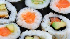 Sushi - selbst gemacht