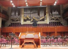 Casavant Frères pipe organ, John F Kennedy Center for the Performing Arts, Washington DC