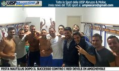 CALCIO D'ESTATE | Il Nautilus supera i Satanelli; l'Atletico Giama si impone…