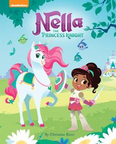 "Read ""Nella the Princess Knight (Board) (Nella the Princess Knight)"" by Nickelodeon Publishing available from Rakuten Kobo. A storybook starring Nickelodeon's Nella the Princess Knight! Nickelodeon's Nella the Princess Knight lives in a fairy-t. Nella The Princess Knight, Cartoon Online, Knight Costume, Knight Party, Budget Book, Toddler Books, Party Bag Fillers, Warrior Princess, Unicorn Party"