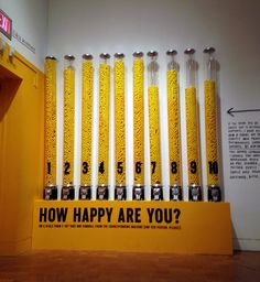 Sagmeister & Walsh // The Happy Show