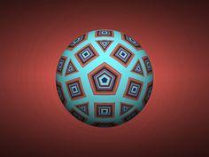 Spherical Rhombicosidodecahedron
