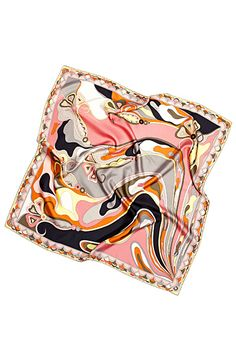 Emilio Pucci - Accessories - 2014 Fall-Winter
