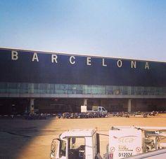 Barcelona aerport, Barcelona, Spain