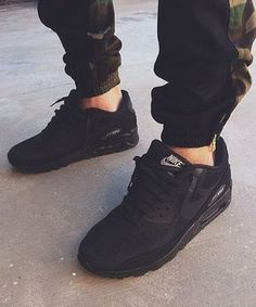 Nike, airmax, joggers Look Com Tênis Preto, Roupas Nike, Roupas Estilosas