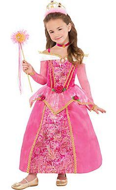 Toddler Girls Sleeping Beauty Costume Supreme