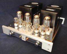 SILK MC-100B Tube Integrated Amp
