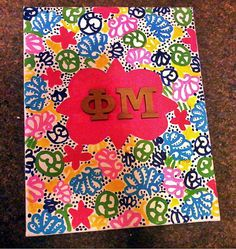 Painting the perfect Lilly Canvas for the most perfect little. TSM.