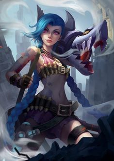 leagueoflegends legends league fanart jinx fan art lol of Jinx Fan Art League of Legends Jinx Fan Art League of LegendsYou can find League of Legends and more on our website Memes League Of Legends, Akali League Of Legends, League Memes, Age Of Mythology, Fantasy Characters, Female Characters, Fan Art, Get Jinx, League Of Legends Personajes