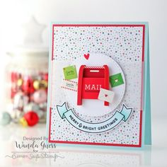 �Merry and Bright� Simon Says Stamp December Card Kit Reveal and Inspiration