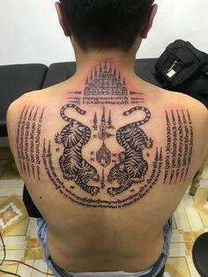 Neue Tattoos, Old Tattoos, Black Tattoos, Body Art Tattoos, Tribal Tattoos, Woman Tattoos, Turtle Tattoos, Tatuaje Khmer, Tatuagem Sak Yant