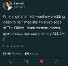 that would be funny to look back on When I Get Married, I Got Married, Getting Married, Funny Relatable Memes, Funny Jokes, Hilarious, Rasengan Vs Chidori, Stupid Funny, Here Comes The Bride