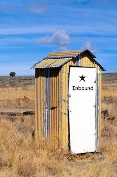 Inbound outhouse