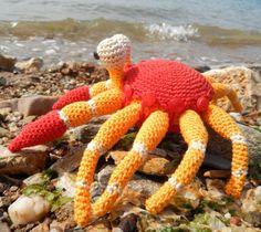 Pattern for Karoline: Crab Coconut