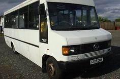 mercedes mini bus 609 auto camper van conversion