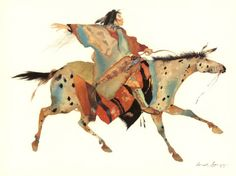 Native American Art One of my favorite artists.