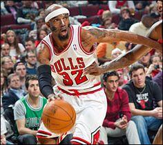 Bulls Richard Hamilton