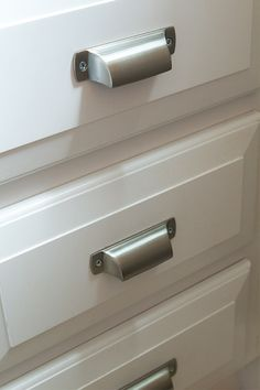 Card File Pull - Natural Brass | Solid brass, Brass drawer pulls ...