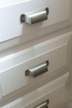Elegant House Tour: Master Bathroom. Drawer PullsHouse ...