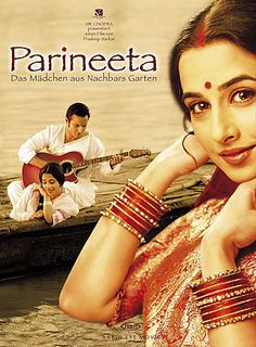 Parineeta - another Bollywood favorite. Saif Ali Khan broods so well!