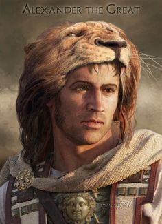 Alexander the Great by Panaiotis.deviantart.com on @DeviantArt