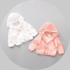 >> Click to Buy << Baby clothes 2017 summer new children's Sunscreen clothing coats for girl newborn jacket casaco infantil menina 0-1-2 years old  #Affiliate