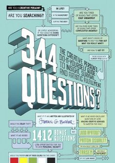 344 Questions: The Creative Person's Do-It-Yourself « Library User Group