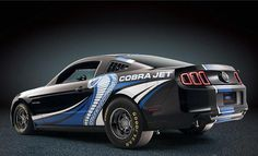 2014 Ford Mustang Cobra Jet - Ford Cars and Trucks