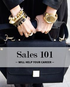 Why Knowing Sales 101 Will Help You in Your Career | Levo League | #career #advice #sales