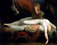 Nightmare, Henri Fuseli