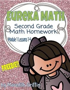 This homework sheet goes along with 2nd Grade Eureka Math Module 1 Lessons 1-4.I am offering this as a FREEBIE, and will be posting a series of weekly homework sheets to coincide with each module. Each sheet will have a mix of lesson concepts for each module.Please check my store often for updated module homework sheets.