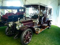 1911 Rolls-Royce Silver Ghost 40/50hp Open Drive Landaulette, Body by F. R. Wood