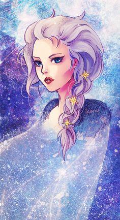 Elsa by Ikanu96 on deviantART