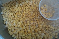 lupini beans - a tra