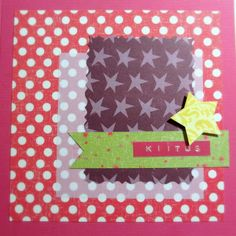 A thank you card for P*skarteluhaaste I Card, Your Cards, Thank You Cards, Appreciation Cards, Wedding Thank You Cards