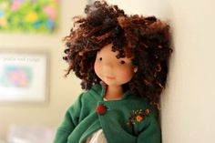 Doll from Posie and Pudge.
