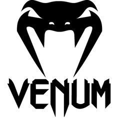mma venum logo by garret swaniawski muay thai pinterest mma rh pinterest com venom logo pictures venom logo font