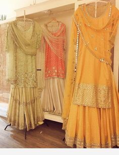 Related posts:Incredible yellow dressSimple white dress for the beachDress for a wedding - night Bridal Mehndi Dresses, Pakistani Wedding Dresses, Pakistani Dress Design, Indian Wedding Outfits, Pakistani Outfits, Bridal Outfits, Indian Dresses, Indian Outfits, Mehndi Outfit