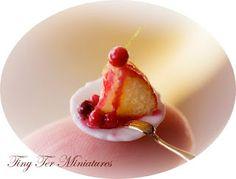 Tiny Ter Miniatures: Repostería