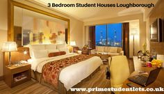 Search the best 3-bedroom student houses in Loughborough available at affordable prices on our website Prime Student Lets. Call on the given number for book reviewing and knowing the details.